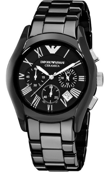 Reloj Emporio Armani Cerámica Ar1400 Genuino Alta Calidad