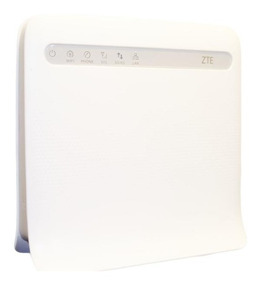 Modem Roteador 4g Zte Mf253v - Com Nfe E Garantia