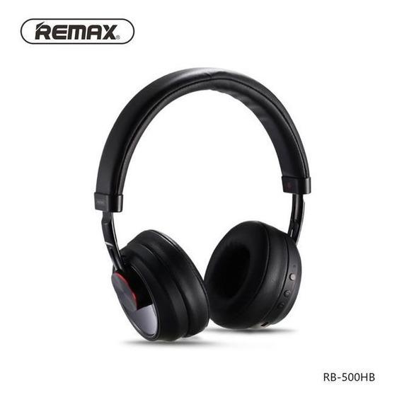 Fone De Ouvido 500hb Bluetooth Remax Top De Linha C/ Nf