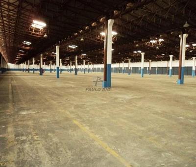 Galpao Industrial - Vila Leopoldina - Ref: 6462 - L-6462