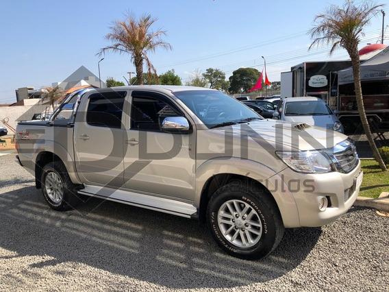 Toyota Hilux - 2013 / 2013 3.0 Srv 4x4 Cd 16v Turbo Intercoo