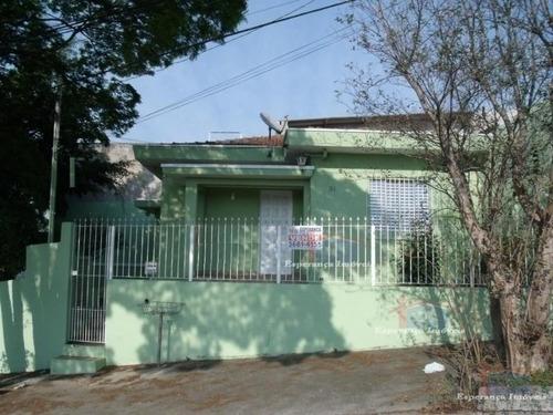 Imagem 1 de 7 de Ref.: 3151 - Casa Terrea Em Osasco Para Venda - V3151
