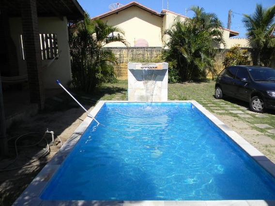 Casa Em Itanhaém , 60m Da Praia, Á 5 Minutos Do Centro.