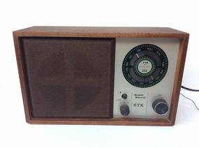 Rádio Antigo Stk Super Sound Am/fm