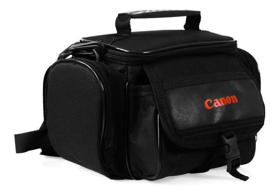 Bolsa Cânon Para Câmeras E Acessórios Semi E Profissional