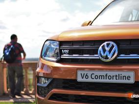 Volkswagen Amarok 3.0 V6 Comfortline Volkswagen Amarok 3.0