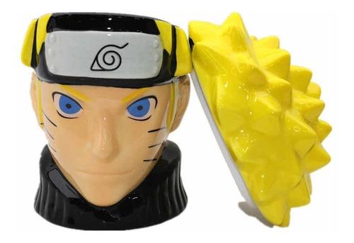 Naruto Shippuden Mug Taza Ceramica Importado