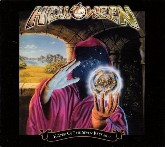 Helloween Keeper Of The Seven Keys Part I Cd Nuevo Original
