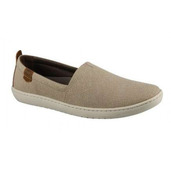 Sapato Gisbourne Lona Kildare Bk9202 - Bege