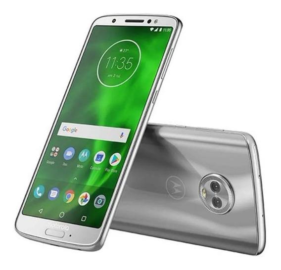 Celular Motorola Moto G6 Plus 5.9 64g 12mpx Nimbus