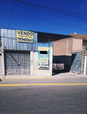 Vendo Casa Taller, San Martín De Socabaya
