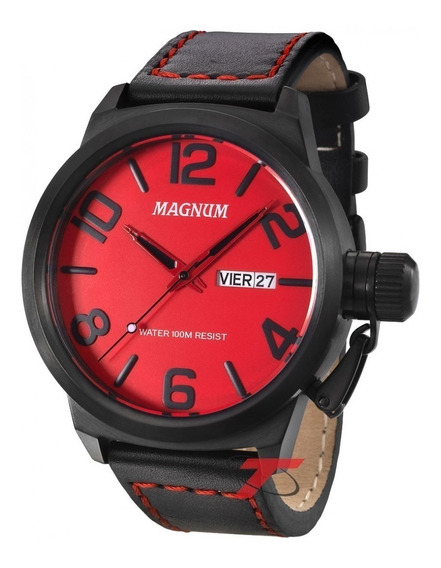 Relógio Masculino Magnum Esportivo Analógico Ma33399v N.f.