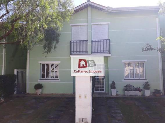 Casa Com 3 Dormitórios À Venda, 90 M² Por R$ 440.000,00 - Nativo Clube - Cotia/sp - Ca0083
