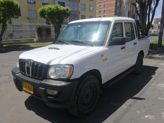 Mahindra Pick Up Mt2200cc Blanco Aa Dh 4x2