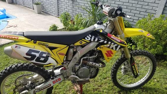 Vendo Suzuki Rmz 250 Como Nueva 30 Horas,única Mano.usa.