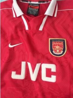 Camisa Futebol Arsenal