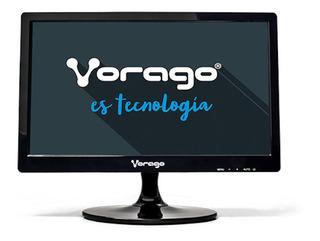 """Monitor Vorago LED-W15-200 15.6"""" negro 110V/220V"""