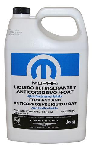 Refrigerante Y Anticorrosivo H-oat (rojo) - Mopar, Gal