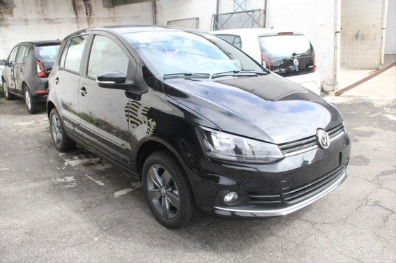 Vw Fox Connect 1.6 Flex 2019