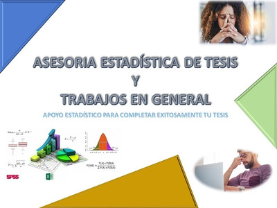 Asesoría Estadística De Tesis