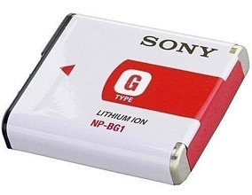 Bateria Original Sony Np-bg1 Dsc-w30 W35 W50 W55 W70 W90