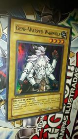 3x Gene-warped Warwolf