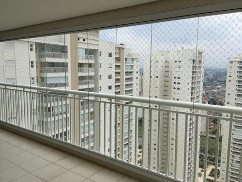 Apartamento Com 3 Dormitórios À Venda, 156 M² - Centro - São Bernardo Do Campo/sp - Ap0496 - 67855282