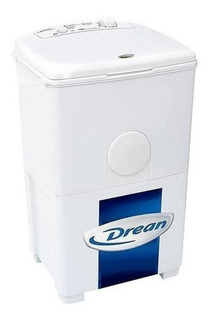 Lavarropas automático Drean Family 096 A blanco 5.5kg 220V