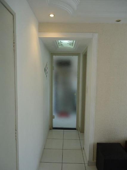 Apartamento Em Jardim Guassu, São Vicente/sp De 54m² 1 Quartos À Venda Por R$ 185.000,00 - Ap312545