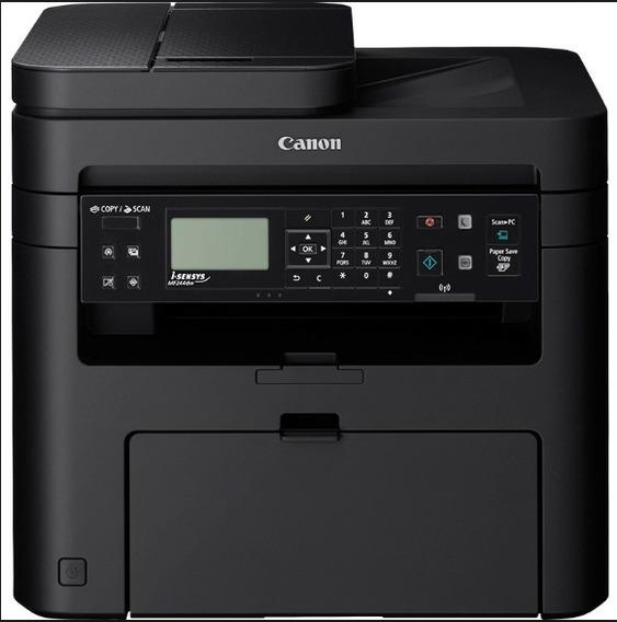 Impresora Fotocopiadora Multifuncional Canon Mf 236 Duplex