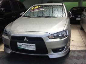 Mitsubishi Lancer 2.0 Cvt 2013 Marcosautomoveis