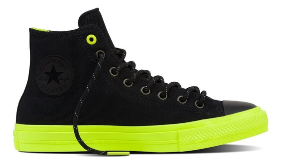 Converse Bota Unisex Chuck Taylor All Star Il Shield Canvas