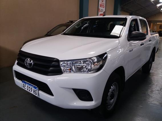 Toyota, Hilux, 2019