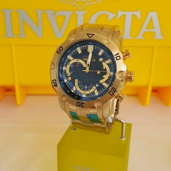 Relógio Invicta Pro Diver 22767 Masculino Original Nota Fisc