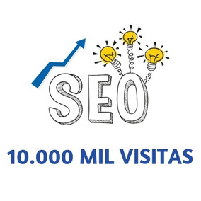 10.000 Visitas Reais Brasil Seo Marketing Digital