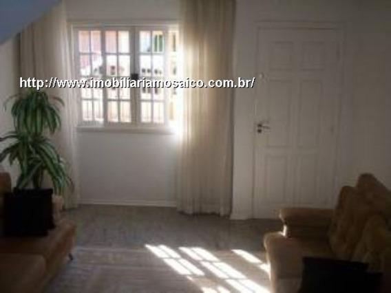 Sobrado, Fino Acabamento, 04 Vagas De Garagem - 71390 - 4491243