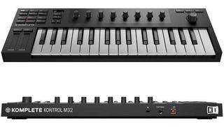 Komplete Kontrol M32 Teclado Midi Native Instruments