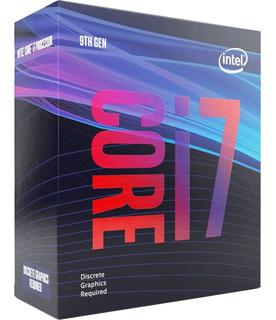 Procesador Intel I7 9700f 8 Core Micro Gamer 1151 Tranza
