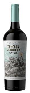 Tensión La Ribera Malbec Petit Verdot 750ml - Berlin Bebidas
