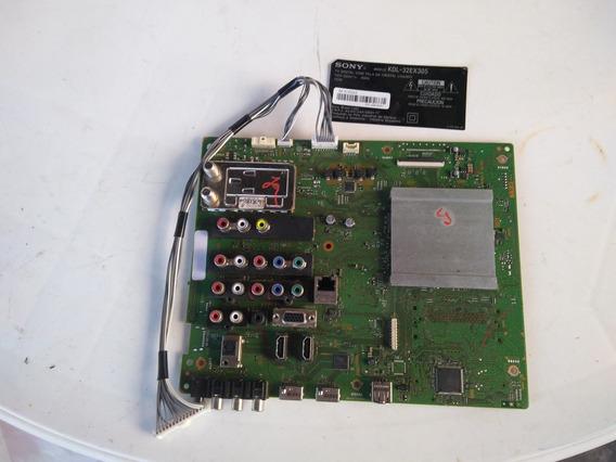 Placa Principal Tv Sony Kdl-32ex305