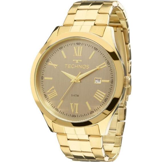 Relógio Technos Unisex 2115mgm/4c