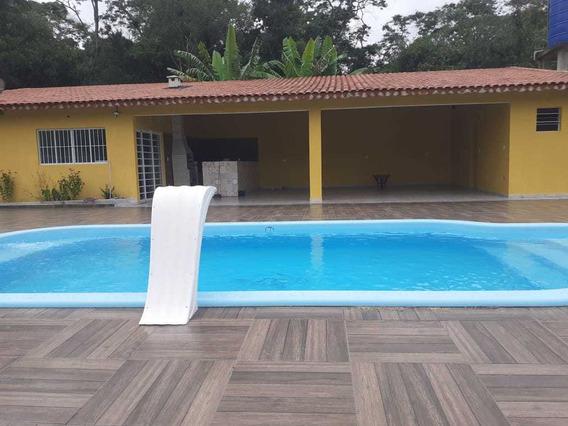 Chácara Formada Em Ibiúna-sp; 3.000m2 C/piscina, Lago, Só R$
