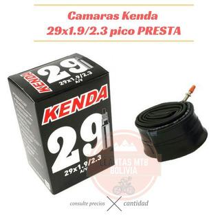 Caja X 50unidades Camaras Kenda 29 Pico Presta Originales