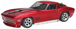 Carro Hpi Racing Nitro Rs4 3 Evo+ 2.4ghz Rtr W/1967 Corvette