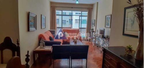 Imagem 1 de 18 de Apartamento À Venda, 3 Quartos, 1 Vaga, Copacabana - Rio De Janeiro/rj - 1269