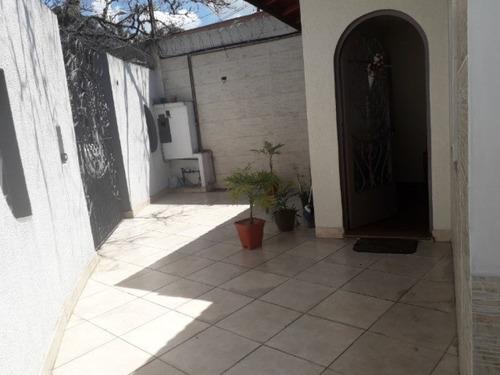 Sobrado Para Venda No Bairro Jardim Santa Clara Em Guarulhos - Cod: Ai22963 - Ai22963