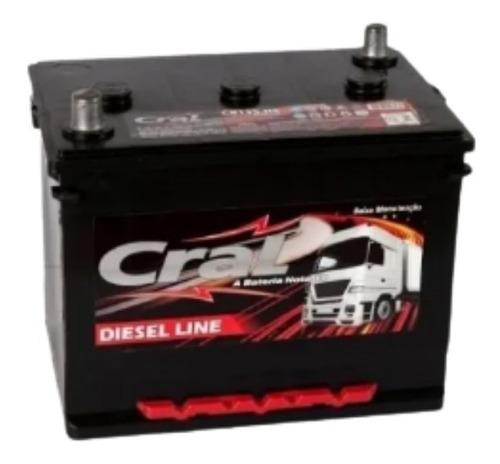 Imagem 1 de 1 de Bateria Cral 6 Volts 135ah Fusca Dkv Carros Antigos