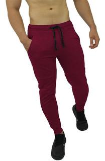 Sudadera Jogger Pantalón Hombre Slim Fit Colores 000