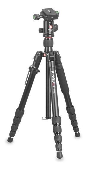 Tripé Profissional Para Câmera Universal Com Cabeça 360º
