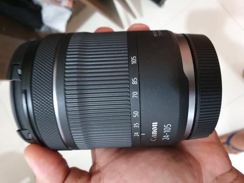 Imagem 1 de 4 de Canon Rf 24-105 Is Stm F4-7.1